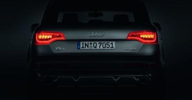 2011 Audi Q7 4.2 TDI quattro  第8張相片