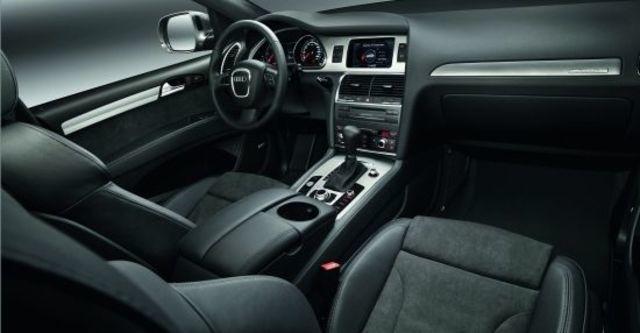 2011 Audi Q7 4.2 TDI quattro  第10張相片