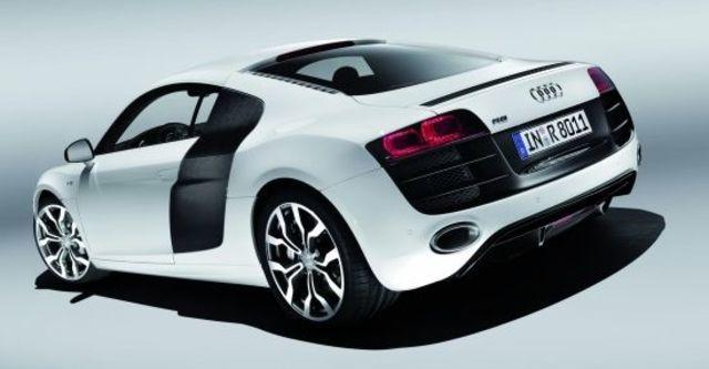 2011 Audi R8 5.2 FSI quattro  第11張相片