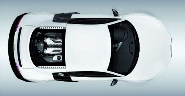 2011 Audi R8 5.2 FSI quattro  第13張相片