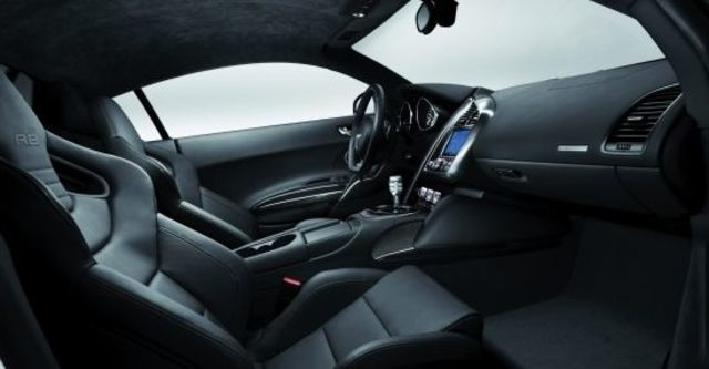 2011 Audi R8 5.2 FSI quattro  第17張相片