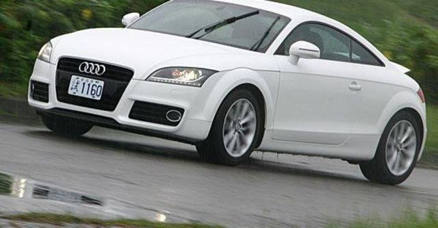 2011 Audi TT 2.0 TFSI  第1張相片