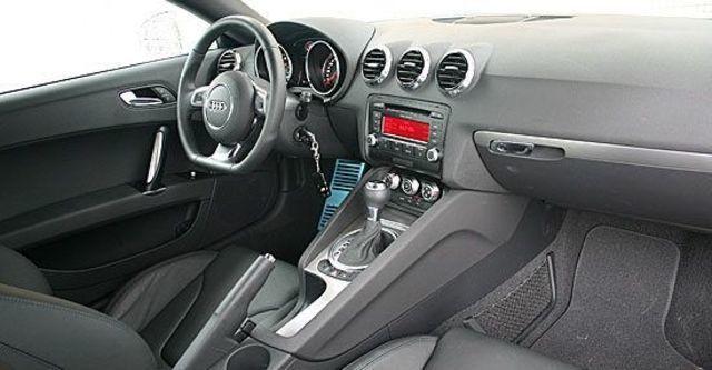 2011 Audi TT 2.0 TFSI  第4張相片
