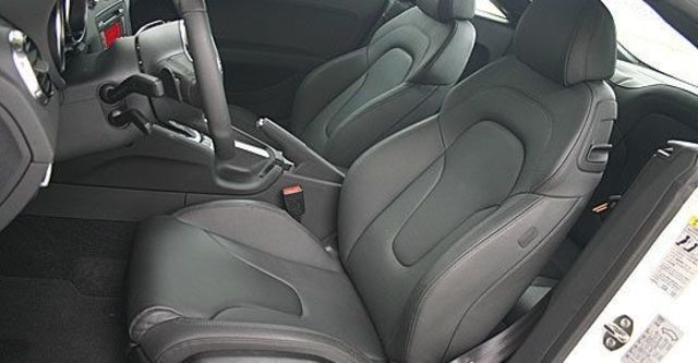 2011 Audi TT 2.0 TFSI  第5張相片