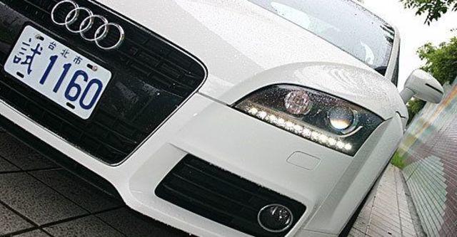 2011 Audi TT 2.0 TFSI  第6張相片