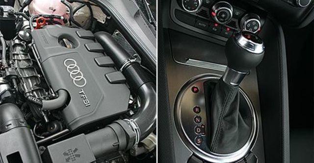 2011 Audi TT 2.0 TFSI  第8張相片