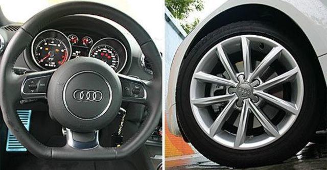 2011 Audi TT 2.0 TFSI  第9張相片