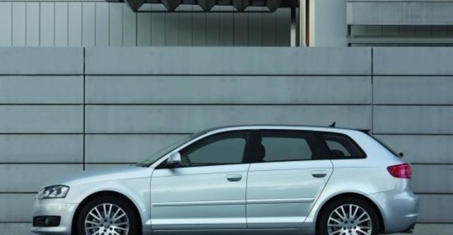 2010 Audi A3 Sportback 1.8 TFSI  第4張相片