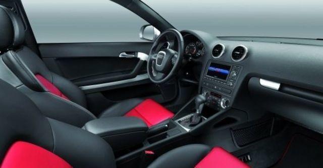 2010 Audi A3 Sportback 1.8 TFSI  第7張相片