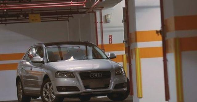 2010 Audi A3 Sportback 2.0 TDI  第1張相片