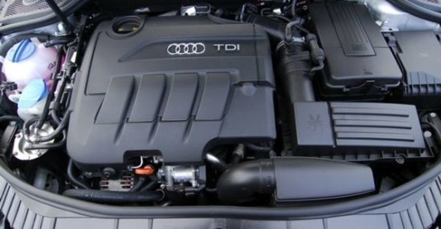 2010 Audi A3 Sportback 2.0 TDI  第9張相片