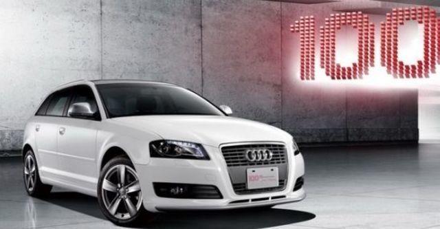 2010 Audi A3 Sportback 2.0 TFSI  第1張相片
