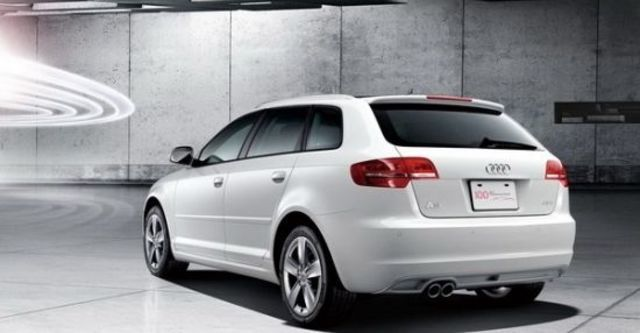 2010 Audi A3 Sportback 2.0 TFSI  第3張相片
