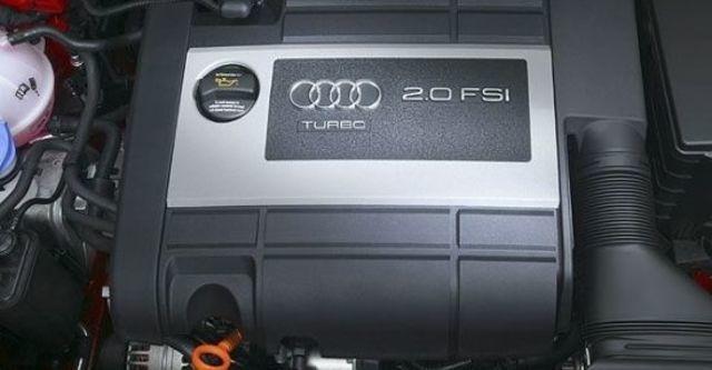 2010 Audi A3 Sportback 2.0 TFSI  第8張相片