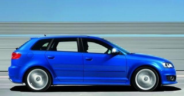 2010 Audi A3 Sportback S3  第6張相片
