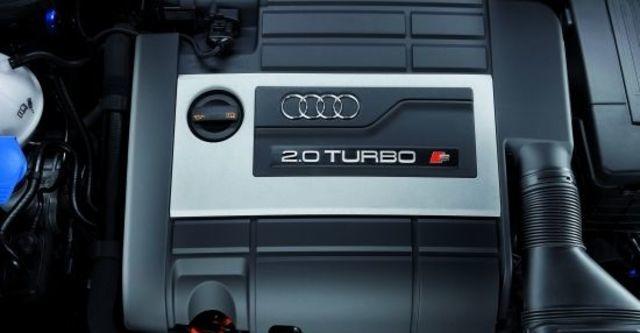 2010 Audi A3 Sportback S3  第7張相片