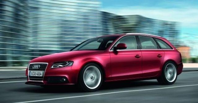2010 Audi A4 Avant 1.8 TFSI  第4張相片