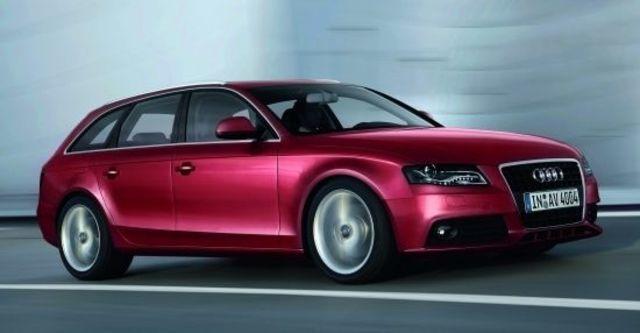 2010 Audi A4 Avant 2.0 TDI  第1張相片