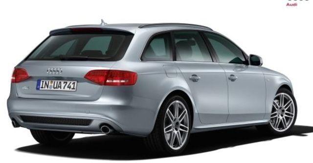 2010 Audi A4 Avant 2.0 TFSI  第3張相片
