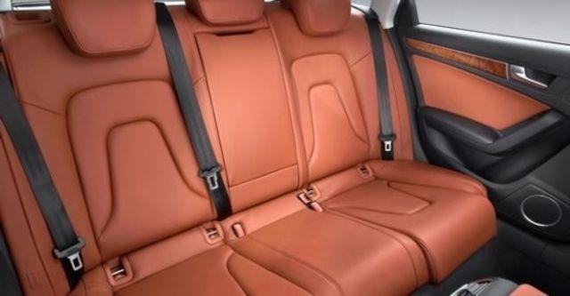 2010 Audi A4 Avant 2.0 TFSI  第7張相片