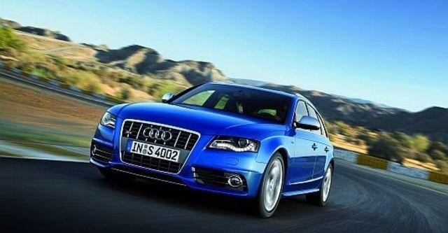 2010 Audi A4 Avant S4  第4張相片