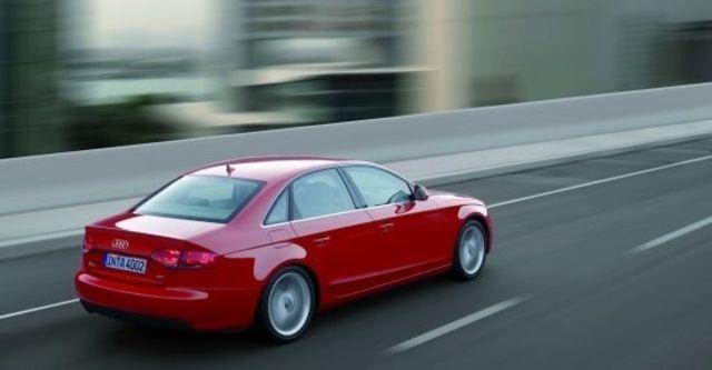 2010 Audi A4 Sedan 1.8 TFSI  第4張相片