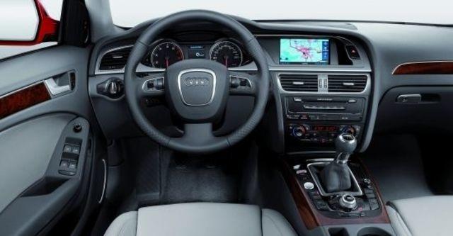 2010 Audi A4 Sedan 1.8 TFSI  第6張相片