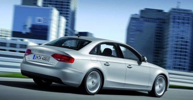 2010 Audi A4 Sedan 2.0 TDI  第3張相片