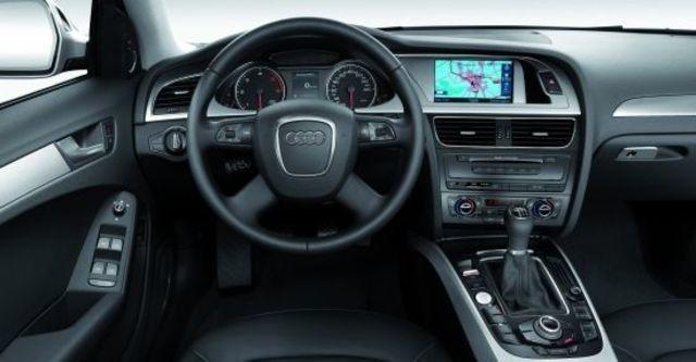 2010 Audi A4 Sedan 2.0 TDI  第7張相片
