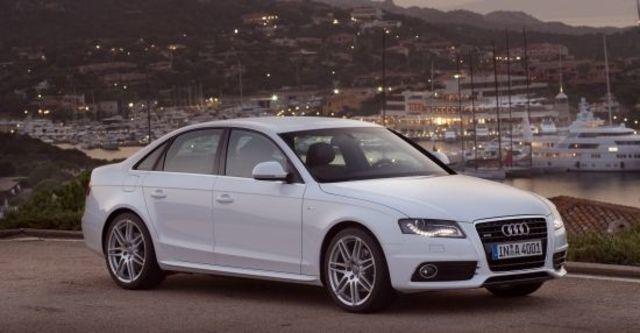 2010 Audi A4 Sedan 2.0 TFSI quattro  第4張相片