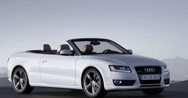 2010 Audi A5 Cabriolet 3.2 FSI quattro  第1張相片