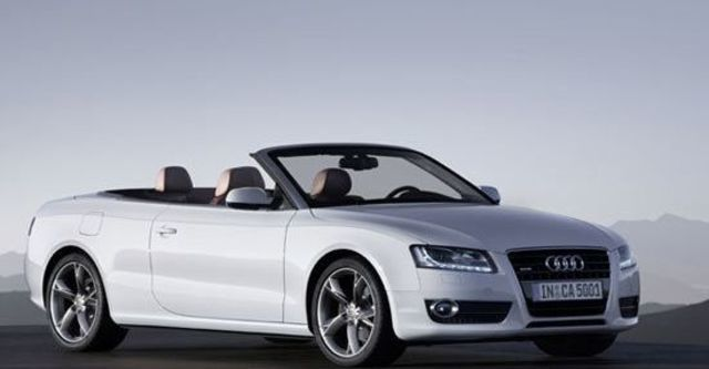 2010 Audi A5 Cabriolet 3.2 FSI quattro  第2張相片