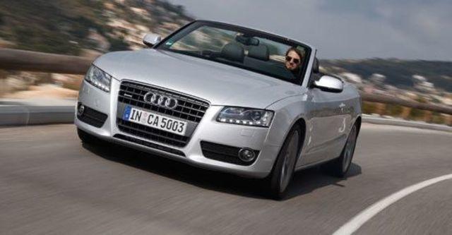 2010 Audi A5 Cabriolet 3.2 FSI quattro  第10張相片