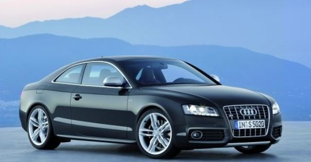 2010 Audi A5 Coupe S5  第1張相片