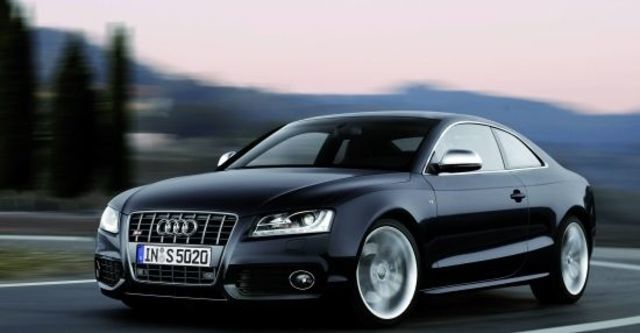 2010 Audi A5 Coupe S5  第4張相片