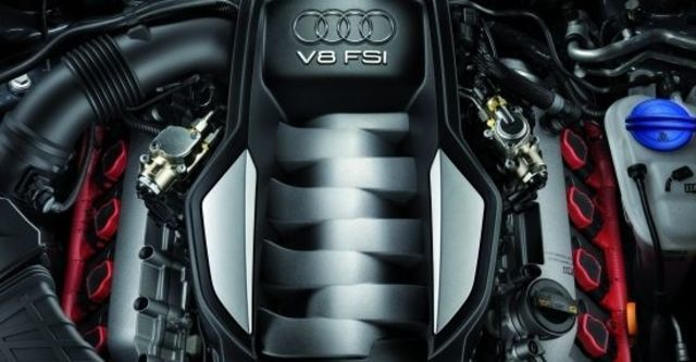2010 Audi A5 Coupe S5  第7張相片