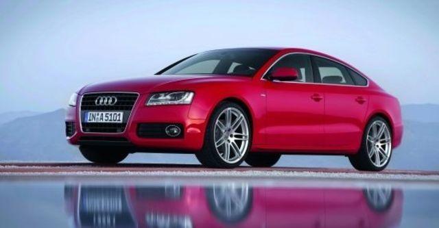 2010 Audi A5 Sportback 2.0 TFSI  第1張相片
