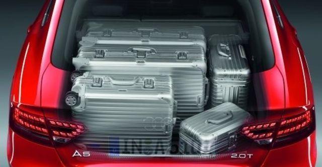 2010 Audi A5 Sportback 2.0 TFSI  第7張相片