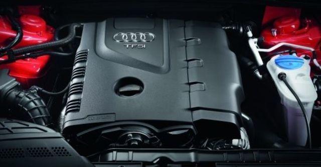 2010 Audi A5 Sportback 2.0 TFSI  第8張相片
