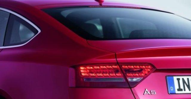 2010 Audi A5 Sportback 2.0 TFSI quattro  第6張相片