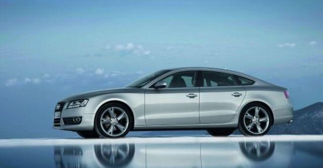 2010 Audi A5 Sportback 3.2 FSI quattro  第3張相片