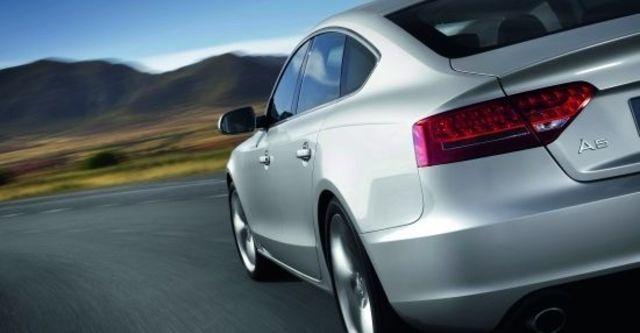 2010 Audi A5 Sportback 3.2 FSI quattro  第6張相片