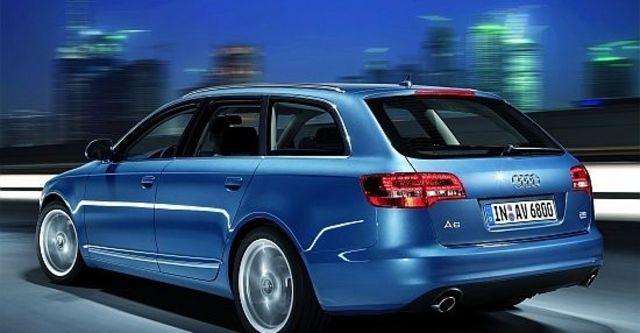 2010 Audi A6 Avant 3.0 TFSI quattro  第3張相片