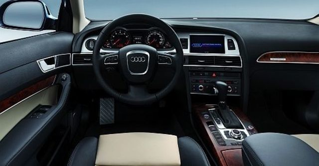 2010 Audi A6 Avant 3.0 TFSI quattro  第8張相片