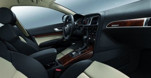2010 Audi A6 Sedan 2.0 TFSI  第4張相片