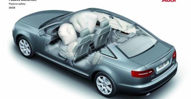 2010 Audi A6 Sedan 2.0 TFSI  第6張相片