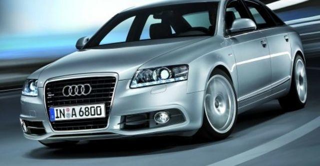 2010 Audi A6 Sedan 3.0 TDI quattro  第1張相片
