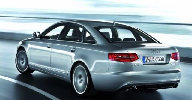 2010 Audi A6 Sedan 3.0 TDI quattro  第3張相片