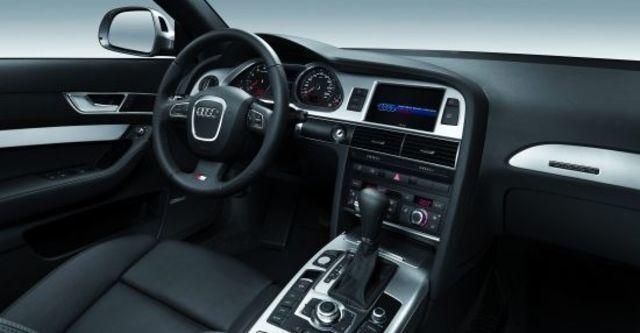 2010 Audi A6 Sedan 3.0 TDI quattro  第6張相片