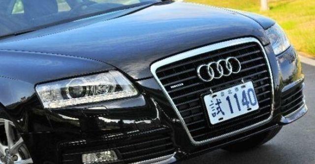 2010 Audi A6 Sedan 3.0 TFSI quattro  第3張相片